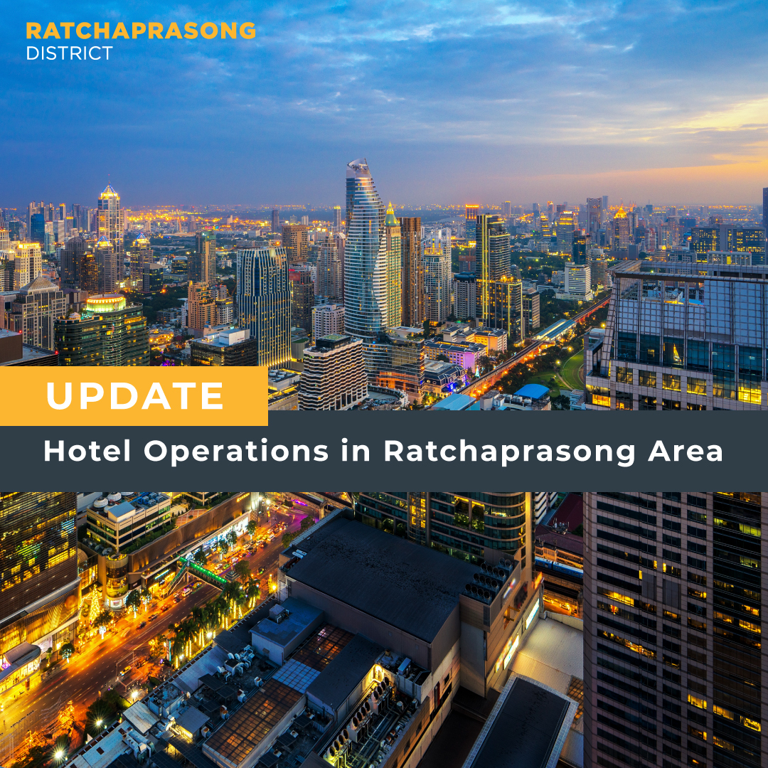Hotel Operations in Ratchaprasong Area