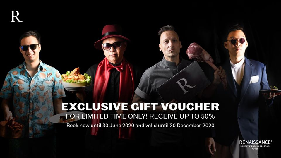 The Perfect Gift Voucher For Every Occasion