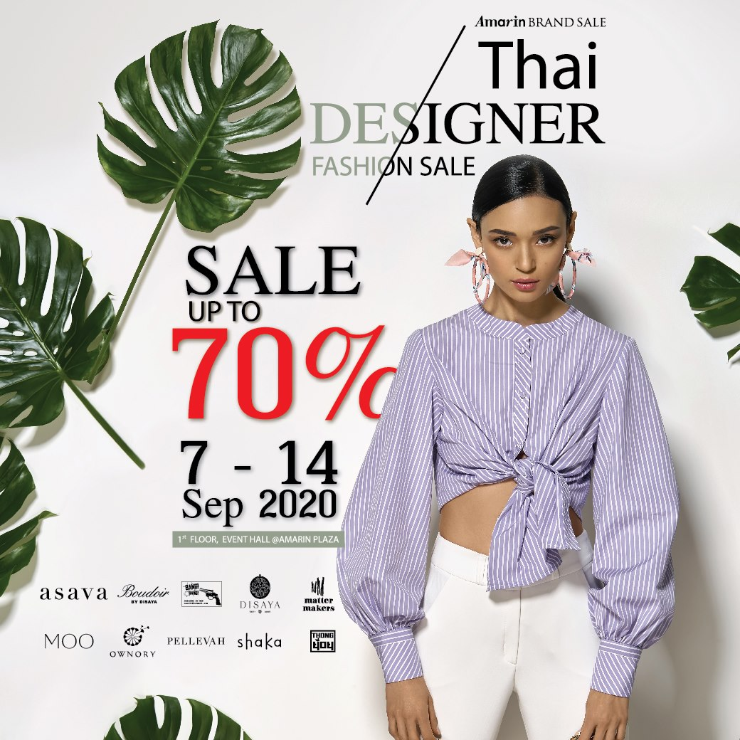 Thai Designer Fashion Sale
